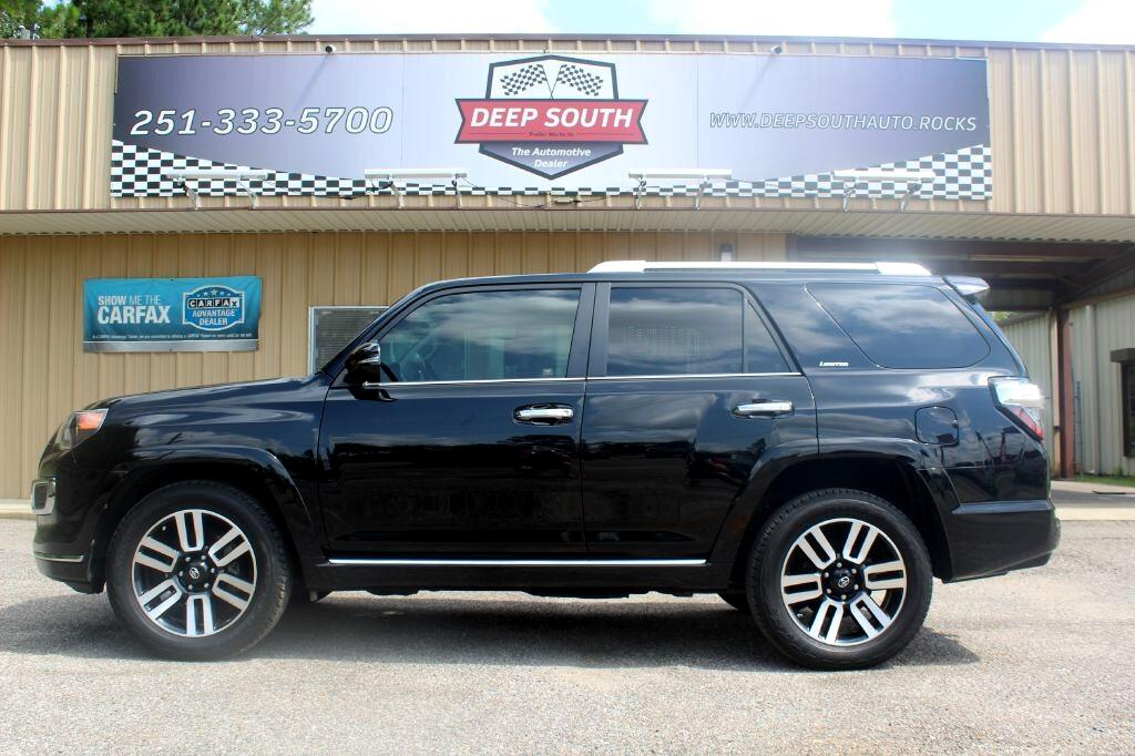 Toyota 4Runner Limited 2WD V6 2015
