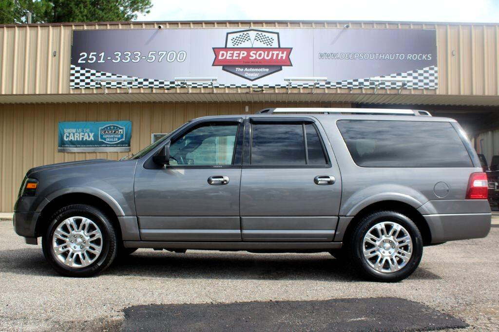 Ford Expedition EL Limited 2WD 2011