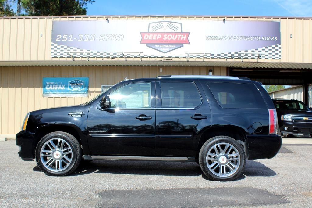 Cadillac Escalade Premium 2WD 2014
