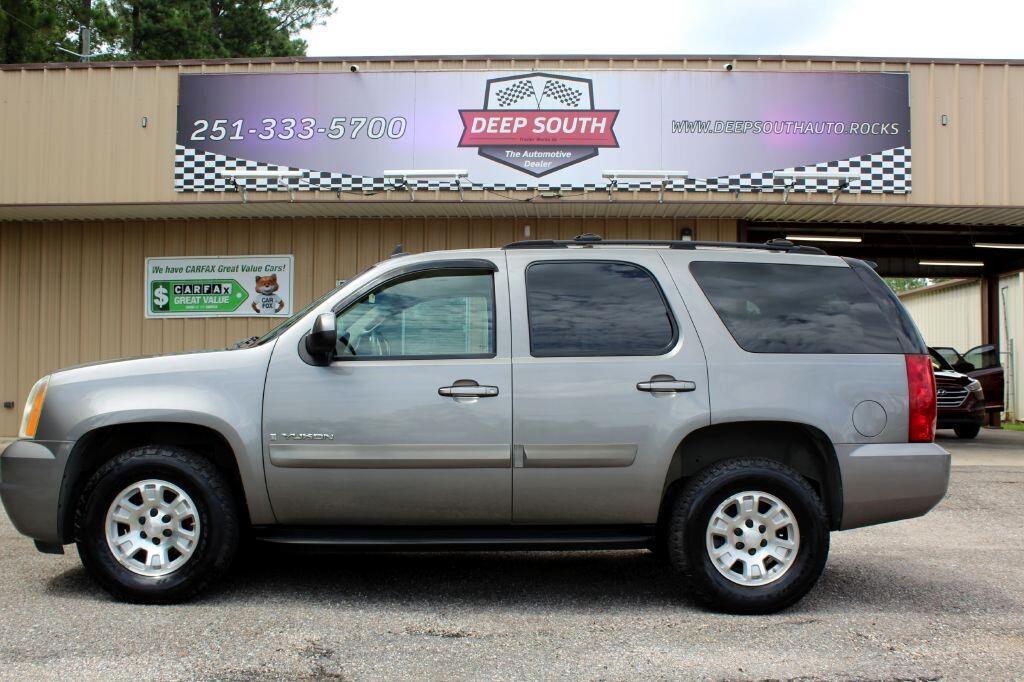 GMC Yukon SLE-1 2WD 2007