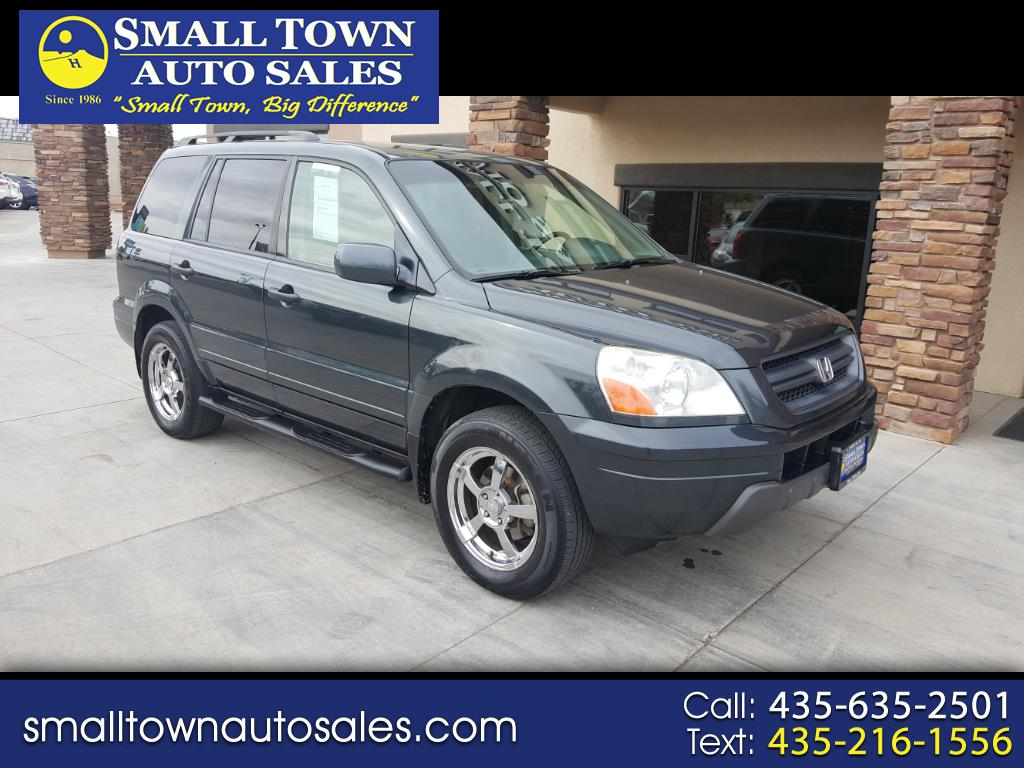2004 Honda Pilot EX-L AT