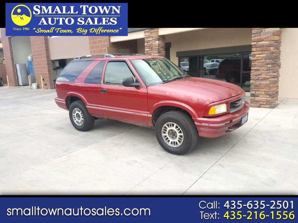 1996 GMC Jimmy 4WD