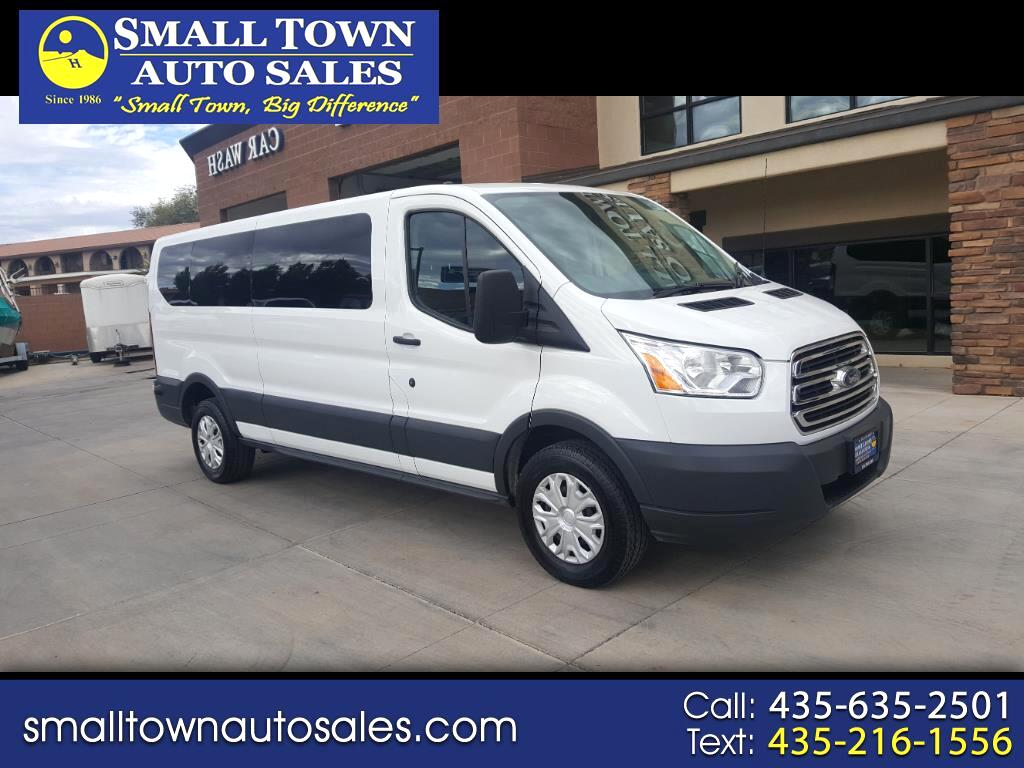 2016 Ford Transit 350 Van Low Roof Sliding Pass. 130-in. WB