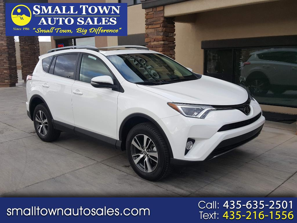 2018 Toyota RAV4 XLE AWD (Natl)