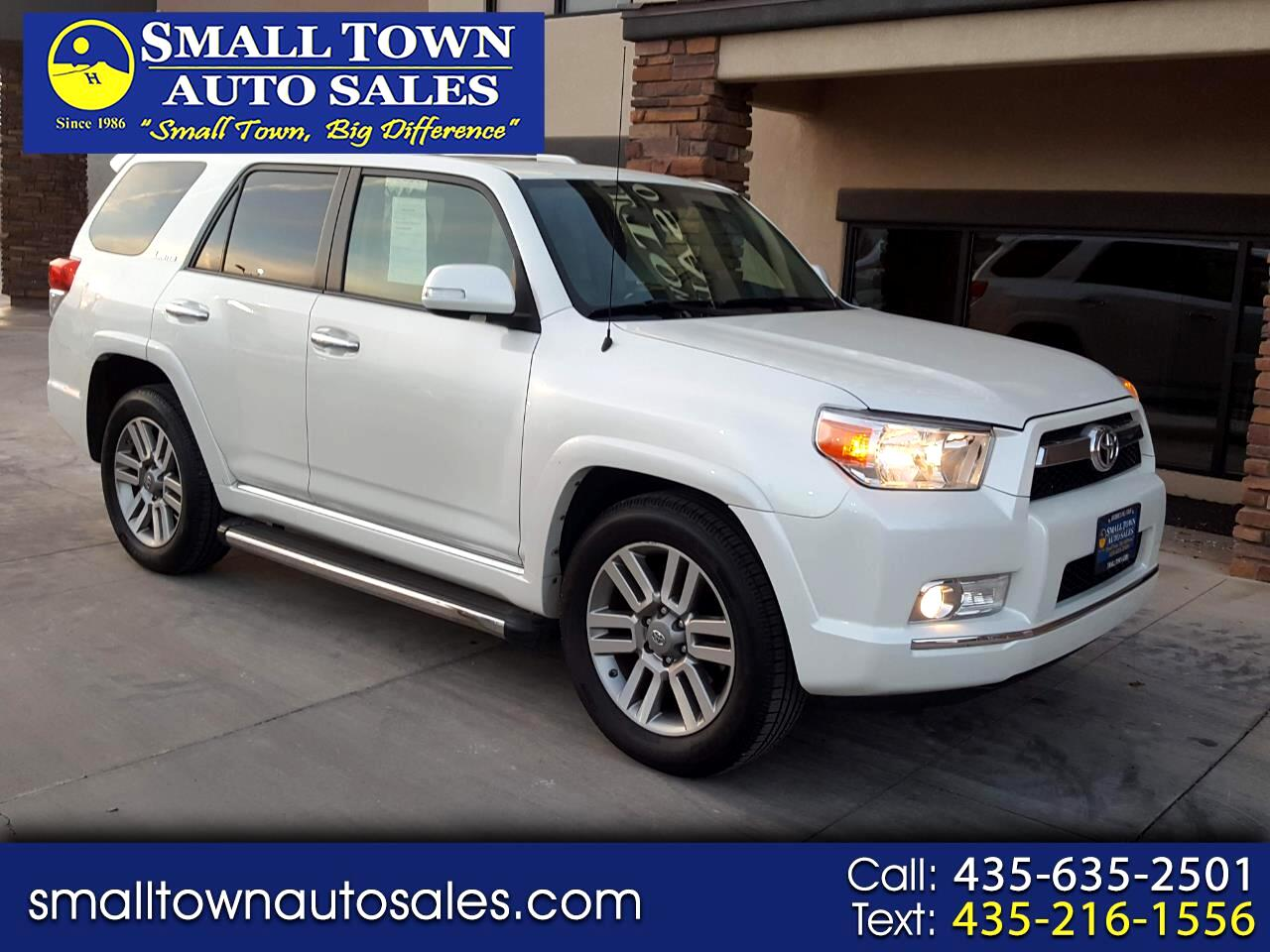 2013 Toyota 4Runner Limited 2WD