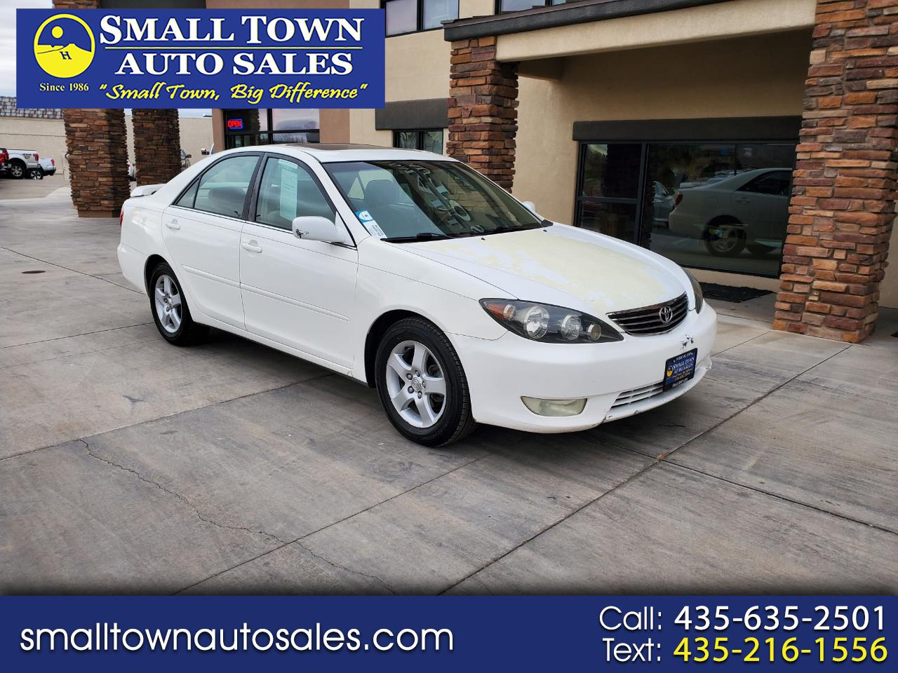 2006 Toyota Camry For Sale >> Used 2006 Toyota Camry In Hurricane Ut Auto Com 4t1be32k16u703470