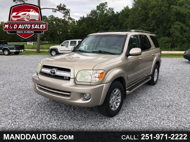 2005 Toyota Sequoia Limited 2WD