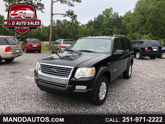 2010 Ford Explorer XLT 4.0L 4WD