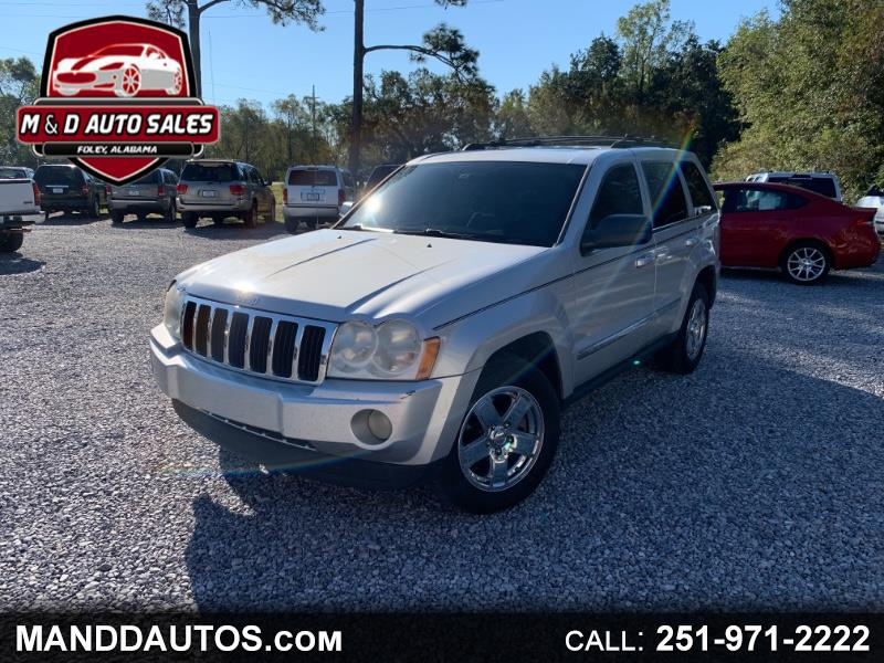 2005 Jeep Grand Cherokee Limited 2WD