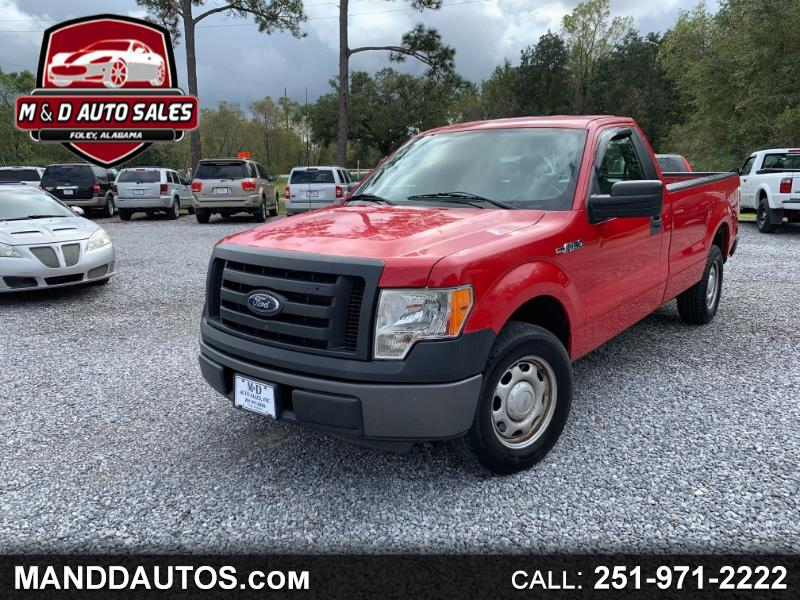 2011 Ford F-150 STX 6.5-ft. Bed 2WD