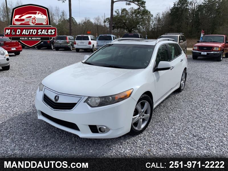 2012 Acura TSX 5-Spd AT