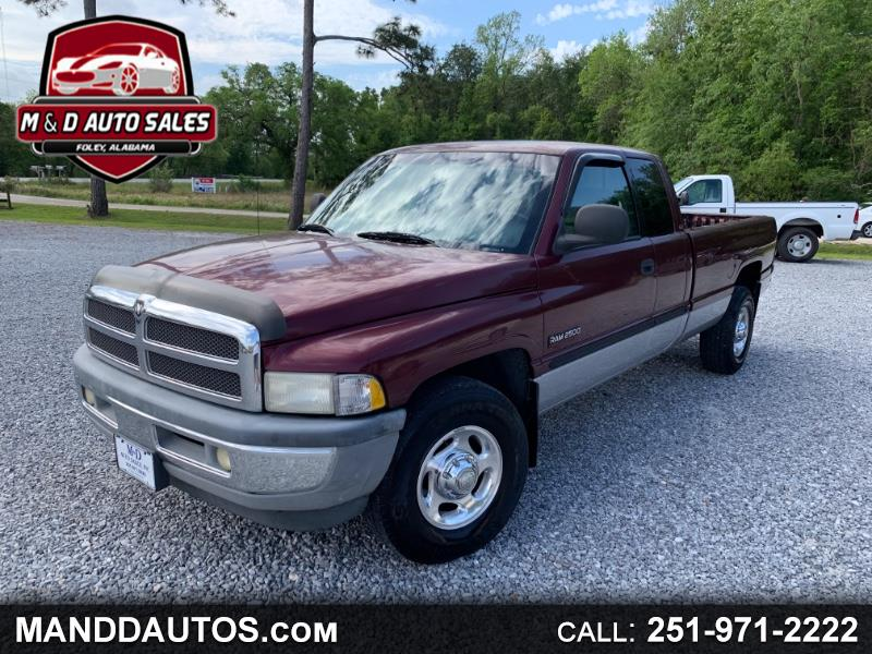 2000 Dodge Ram 2500 Quad Cab Short Bed 2WD