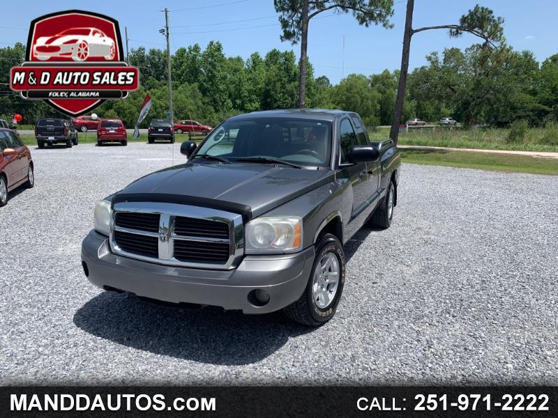 2006 Dodge Dakota SLT Club Cab 4WD