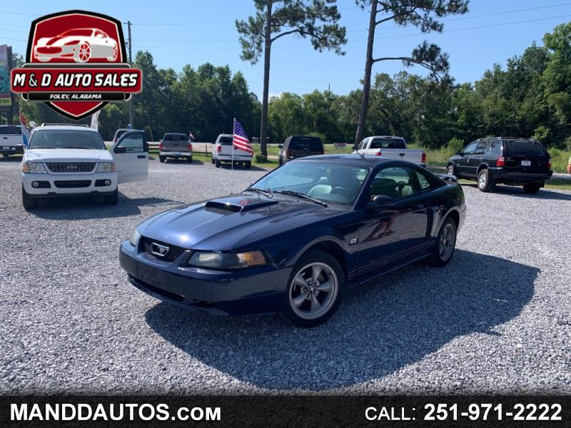 2001 Ford Mustang 2dr Coupe GT