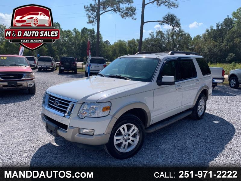 2010 Ford Explorer Eddie Bauer >> Used 2010 Ford Explorer Eddie Bauer 4 0l 2wd For Sale In