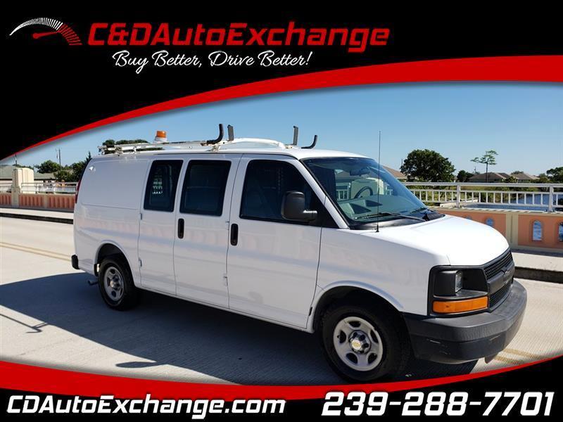 2005 Chevrolet Express 1500 Cargo