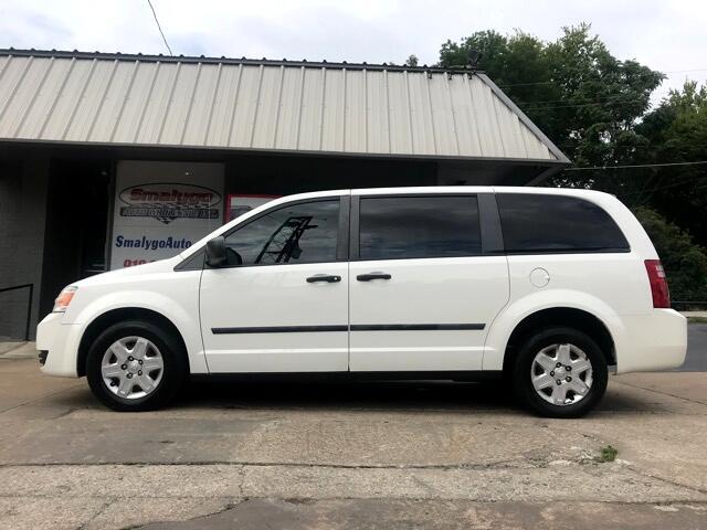 2010 Dodge Grand Caravan C/V 119