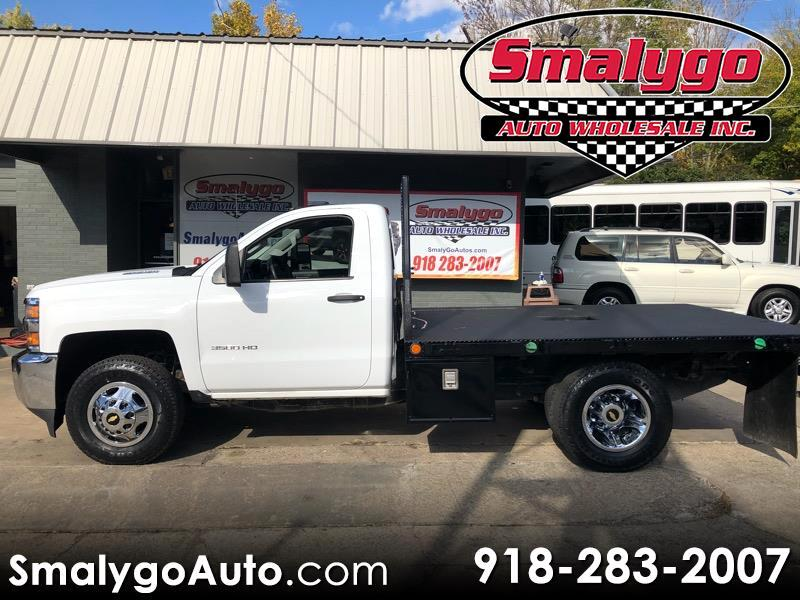 """2015 Chevrolet 1 Ton Chassis-Cabs Reg Cab 135.5"""""""