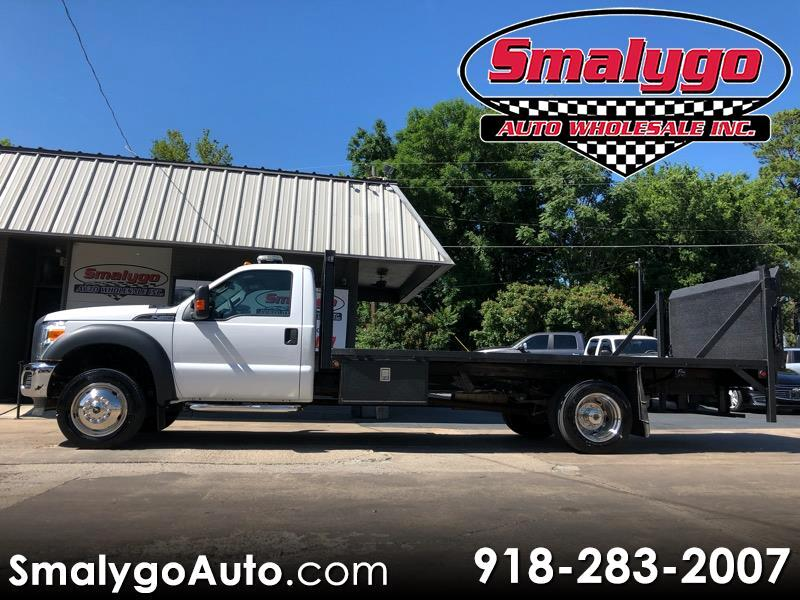 2015 Ford F-450 SD Regular Cab DRW 4WD