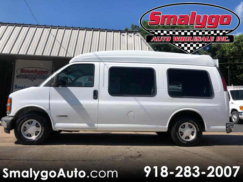 2001 Chevrolet Express 1500 LT