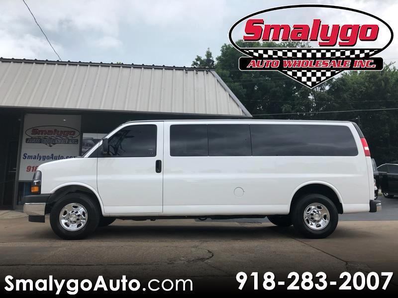 "2018 Chevrolet Express Passenger 3500 155"" WB RWD"