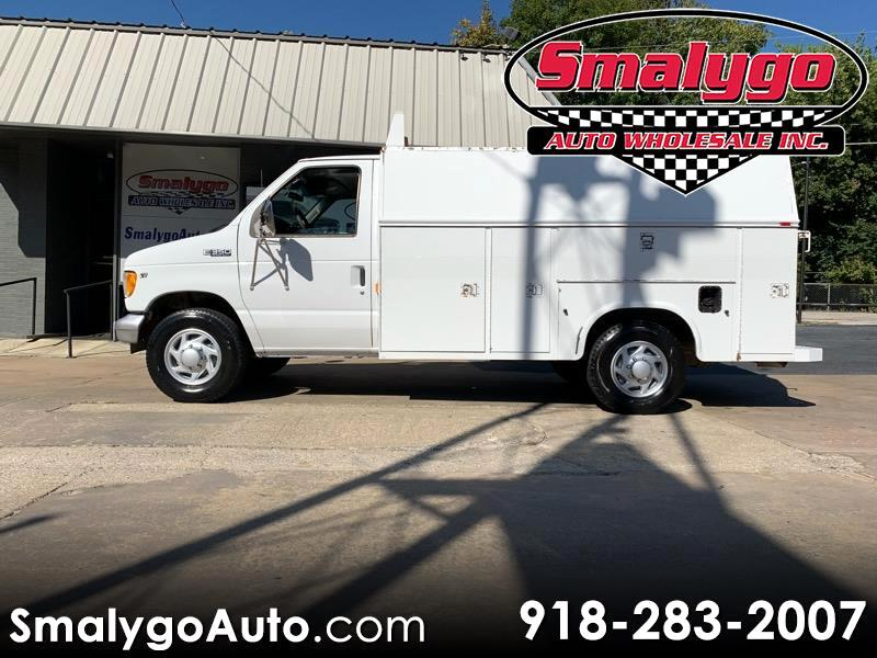 Ford Econoline E350 Super Duty 2002