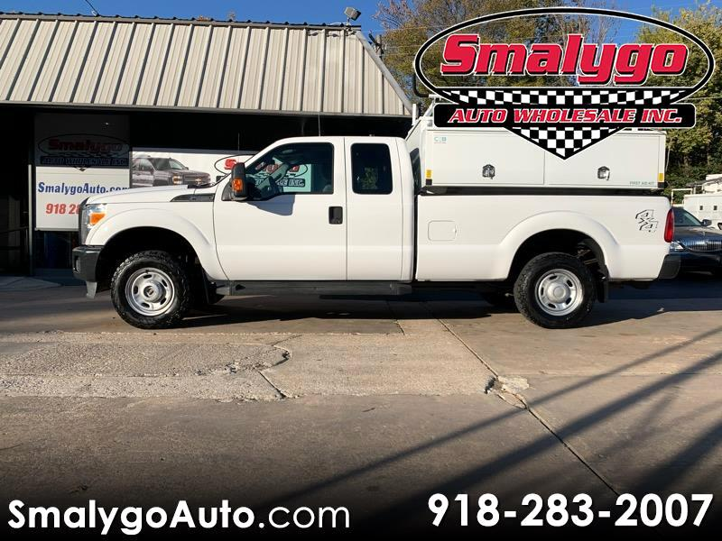 Ford F-350 SD XL SuperCab Long Bed 4WD 2013
