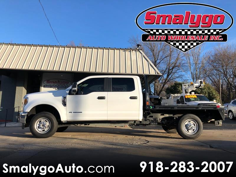 Ford F-250 SD XL Crew Cab 4WD 2018