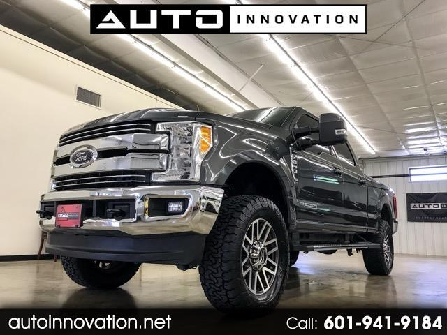 2017 Ford F250 SUPER DUTY LARIAT 4WD