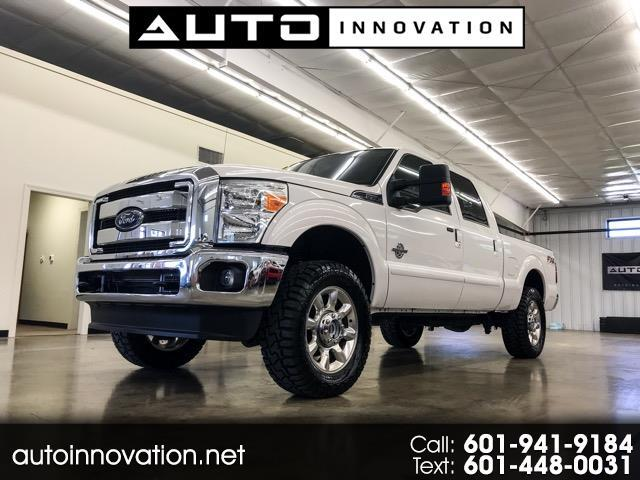 2016 Ford F-250 Lariat SuperCrew 4WD