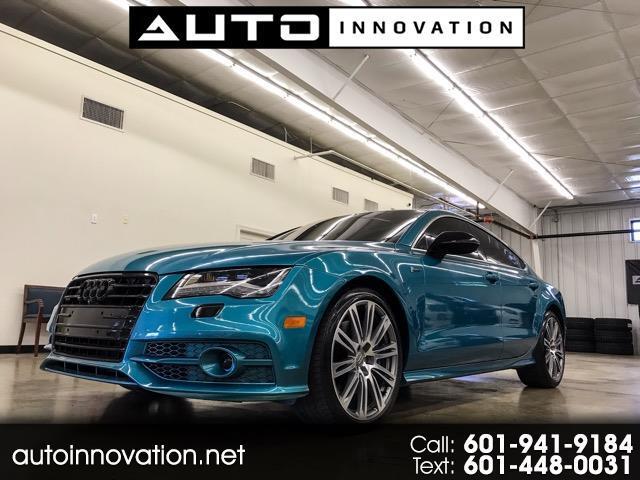 Audi A7 Prestige quattro 2014