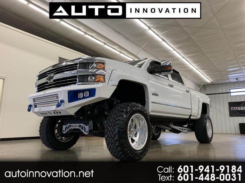 2016 Chevrolet Silverado 2500HD High Country 4WD