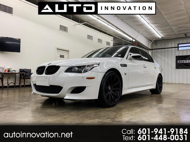 2008 BMW M5 4dr Sdn