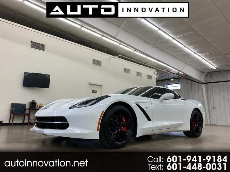 2016 Chevrolet Corvette 2dr Coupe