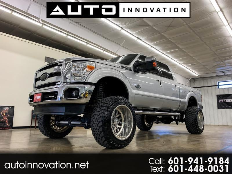 2015 Ford F250 Lariat SuperCrew 4WD