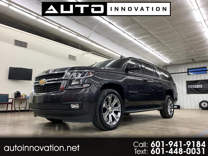 2016 Chevrolet Suburban LT 2WD