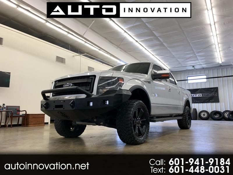 2013 Ford F-150 FX4 SuperCrew 4WD