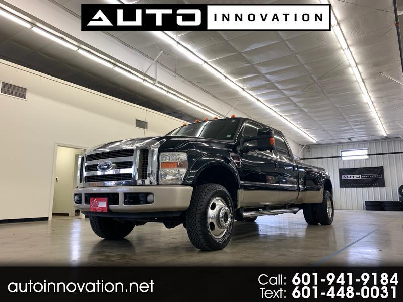2008 Ford F350 Super Duty King Ranch 4WD