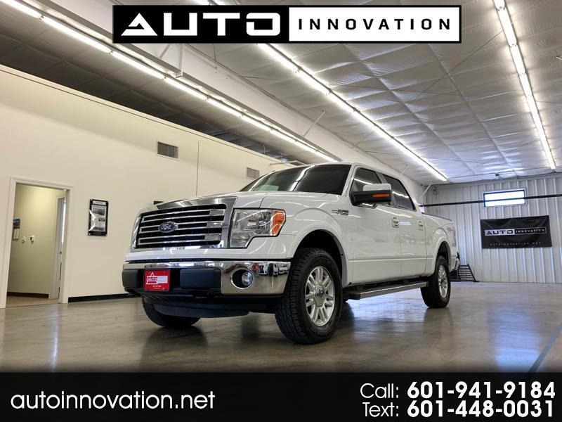 2014 Ford F-150 Lariat 4WD