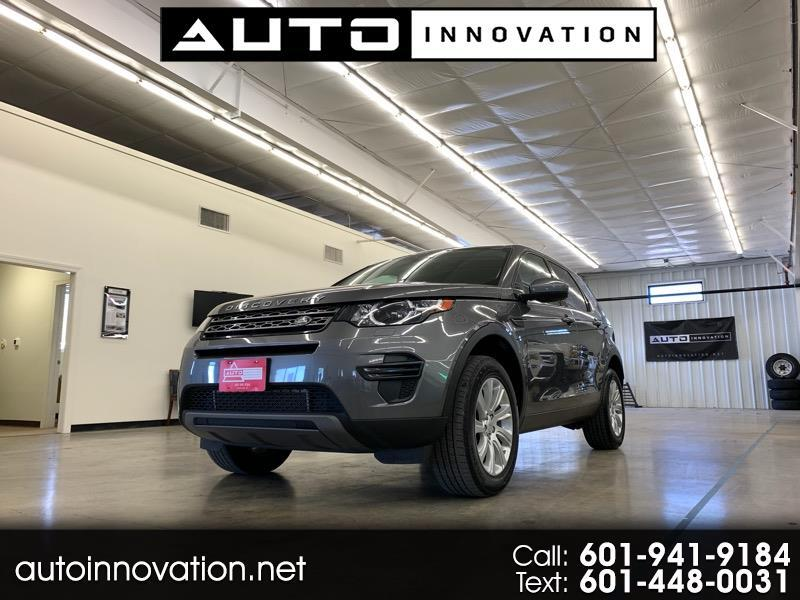 2016 Land Rover Discovery Sport SE 4WD
