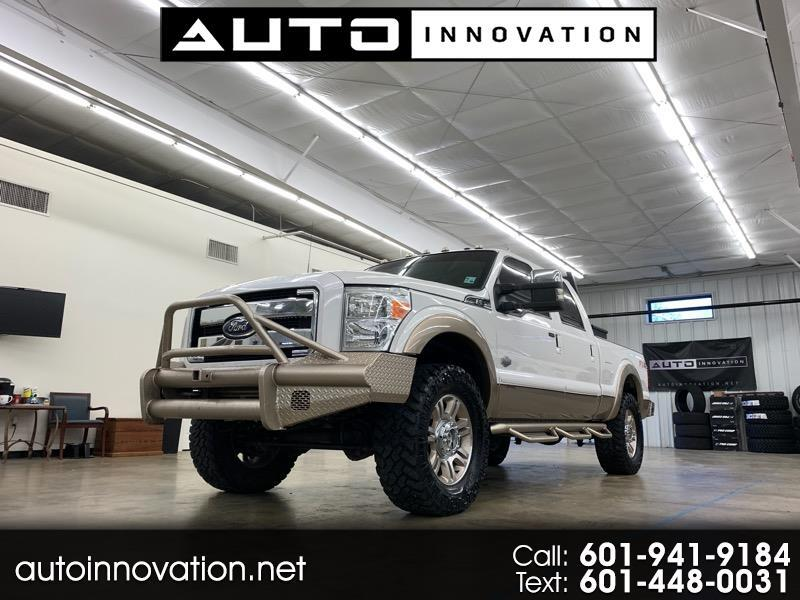 2011 Ford F250 Super Duty King Ranch 4WD