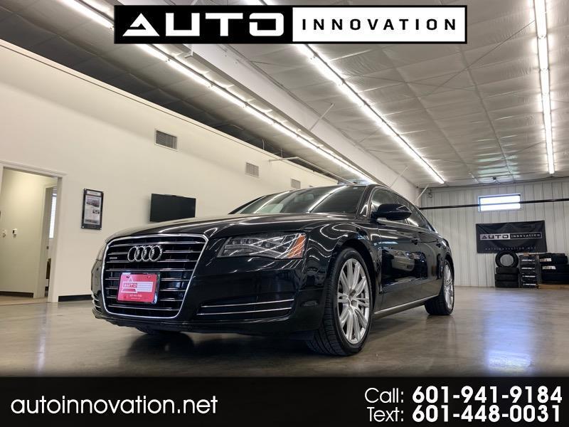 Audi A8 L 4.0T quattro 2011