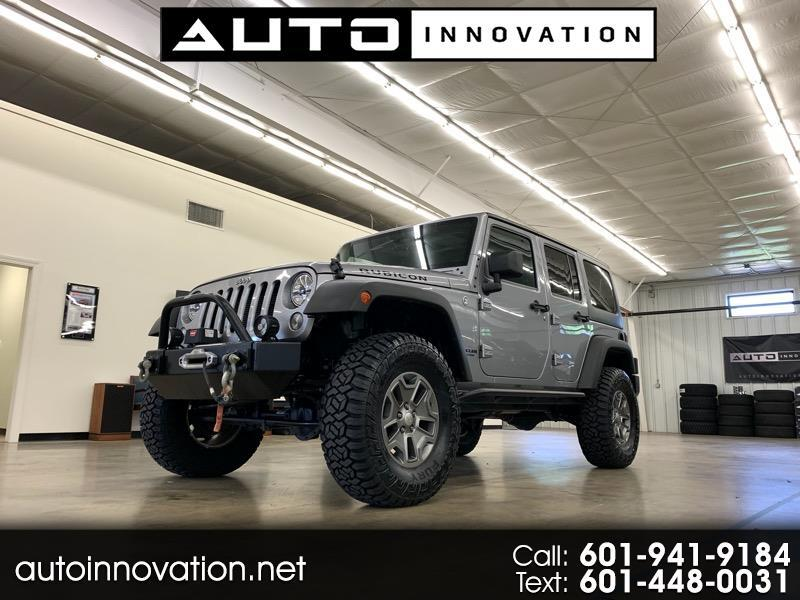 2015 Jeep Wrangler 4WD 4dr Unlimited Rubicon