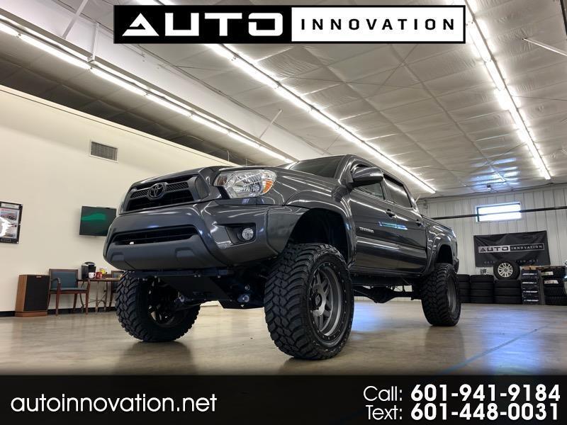 2015 Toyota Tacoma TRD Pro 4WD