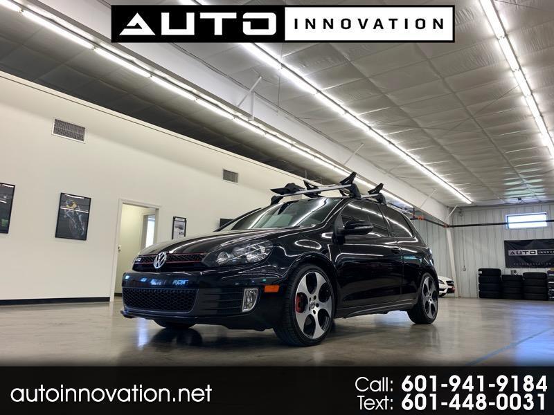 2013 Volkswagen GTI 2.0T Coupe