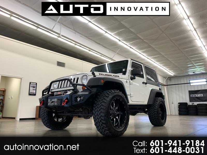 2007 Jeep Wrangler 4WD 2dr Rubicon