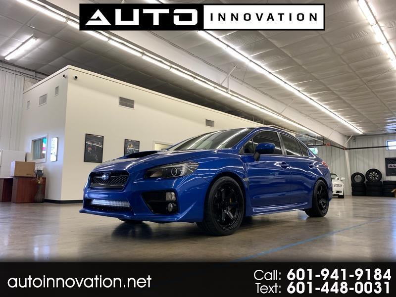 2017 Subaru WRX Premium 4-Door