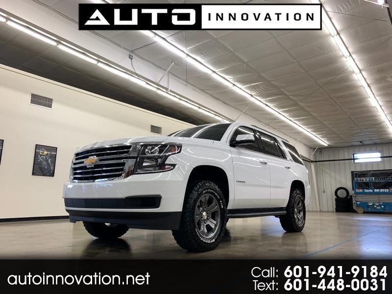 2019 Chevrolet Tahoe 4WD