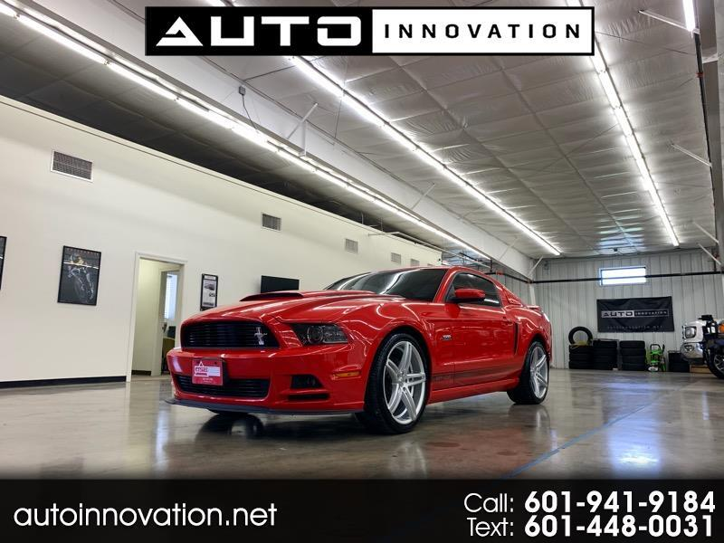 2014 Ford Mustang GT Premium Supercharged