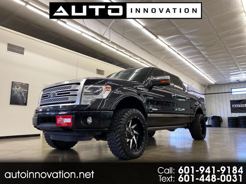 2014 Ford F-150 Platinum 4WD